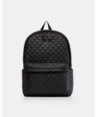 MEDIUM METRO BACKPACK BLACK