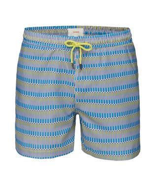 BREEZE SWIM SHORT LONG NORSE WAVE
