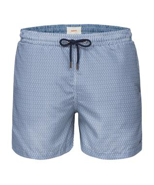 BREEZE SWIM SHORT LONG ALLOY GRID