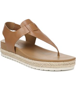 FLINT SANDAL ALMOND