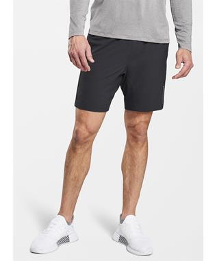 CROWN SPORT MONTREAL ACTION TRAINING SHORT BLACK