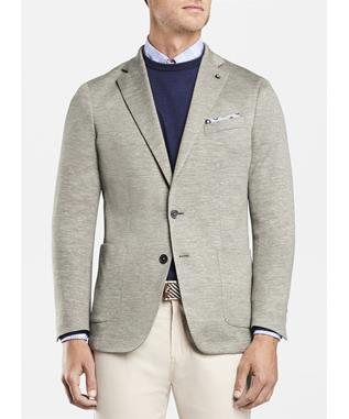 COLLECTION LA JOLLA JERSEY SOFT JACKET ARGENTO