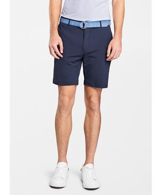 CROWN CRAFTED HIGH-TWIST PERFORMANCE SHORT NAVY