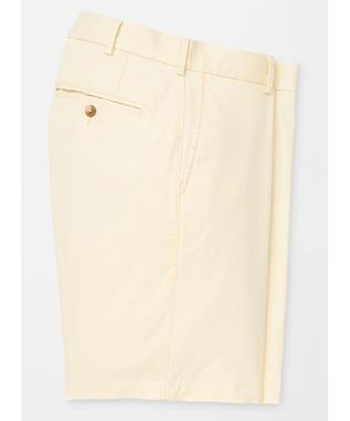 CROWN SOFT TOUCH TWILL SHORT CHAMOIS