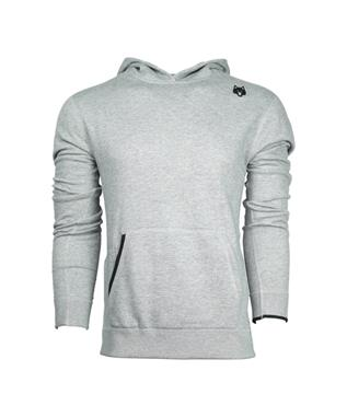 BLEEKER HOODIE 050-LIGHT GREY HEATHER