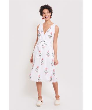ARELLE MADDIE DRESS PINK