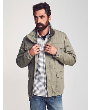 M65 JACKET SURPLUS GREEN