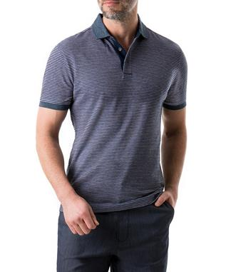Glencoe Sports Fit Polo ECLIPSE