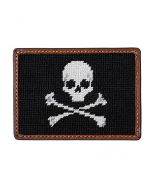 JOLLY ROGER CREDIT CARD WALLET