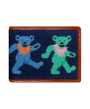 DANCING BEARS WALLET