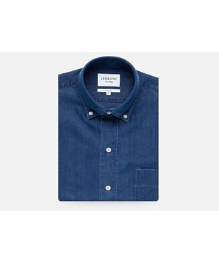 The Indigo Arnett Casual Shirt INDIGO