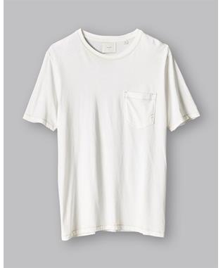 WASHED TEE WHITE