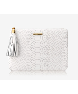 ALL IN ONE CLUTCH EMBOSSED