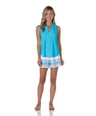 Ali Top  Jude Cloth - Aqua AQUA