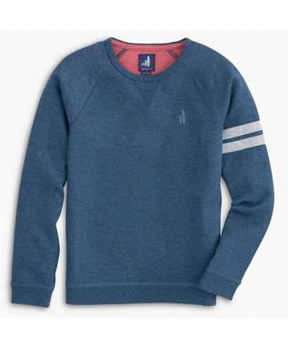 SALFORD JR. RAGLAN SLEEVE PULLOVER TWILIGHT
