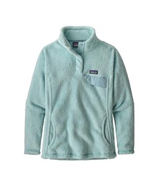 GIRLS RE-TOOL SNAP T PULLOVER BIHX-BIG SKY BLUE-HAWTHORNE BL