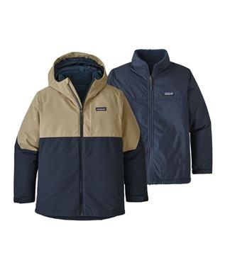 BOYS 4 IN 1 EVERYDAY JACKET