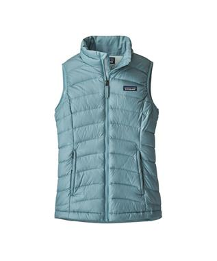 GIRLS DOWN SWEATER VEST BSBL-BIG SKY BLUE