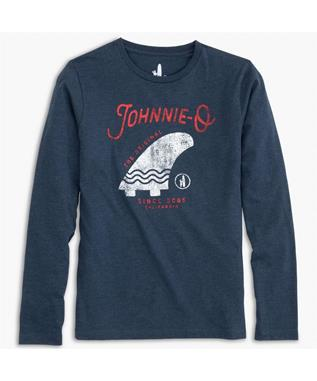 FIN JR. LONG SLEEVE T-SHIRT TWILIGHT