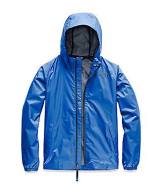 BOYS ZIPLINE RAIN JACKET WXN-TURKISH SEA