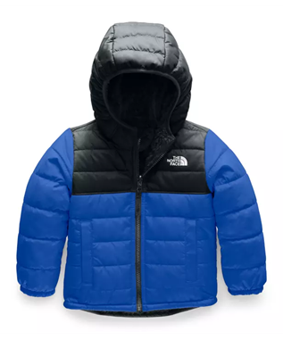 TODDLER REVERSIBLE HOODIE CZ6-TNF BLUE