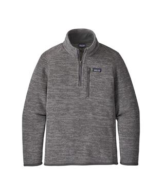 BOYS BETTER SWEATER 1/4 ZIP