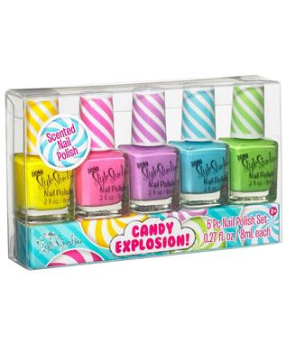 CANDY EXPLOSION NAIL POLISH ASSORTED