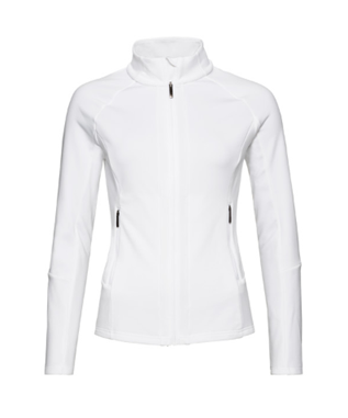 "WOMEN""S LISA MIDLAYER JACKET WHITE"