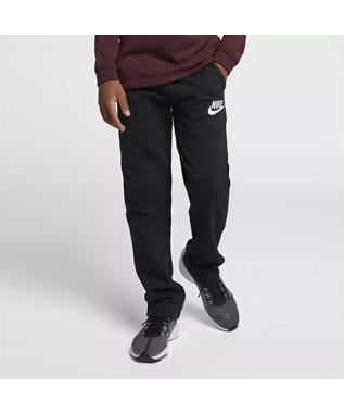 NIKE SPORTSWEAR CLUB FLEECE 010-BLK/WHT