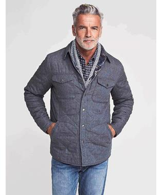 REVERSIBLE BONDI JACKET EVENING RIDGE