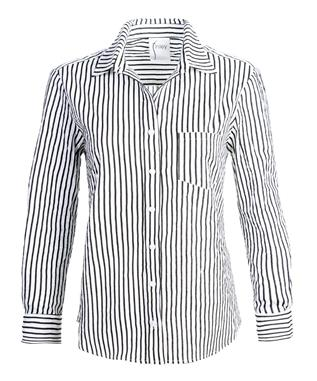 ALEX TEXTURED STRIPE SHIRT