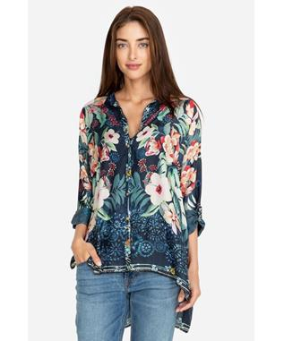 NELIA BLOUSE MULTI
