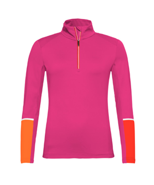 WOMENS ROXXY MIDLAYER 1/2 ZIP PKOR