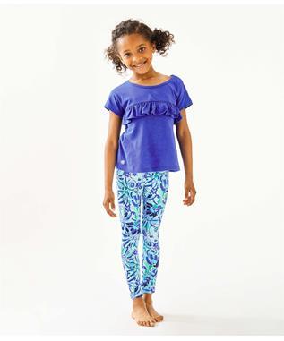 MAIA LEGGING 4671JQ-IRIS BLUE