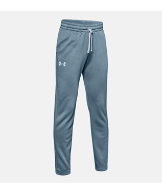 BOYS OPEN HEM FLEECE PANT