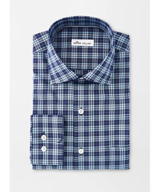 AMBLER PLAID NAVY
