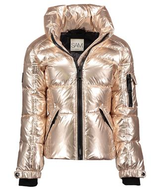 FREESTYLE BASIC COAT WHITE GOLD