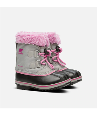 YOOT PAC CHILDRENS NYLON 061-CHROME GREY