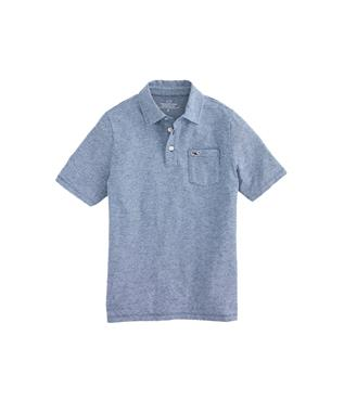S/S EDGARTOWN POLO