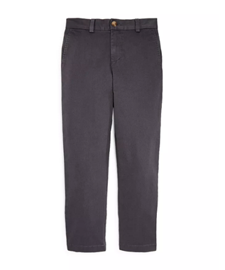 BOYS PERFORMANCE BREAKER PANT CHARCOAL