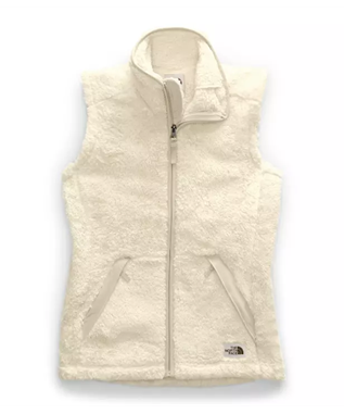 WOMENS CAMPSHIRE VEST 2.0 VINTAGE WHITE/DOVE GREY ES6
