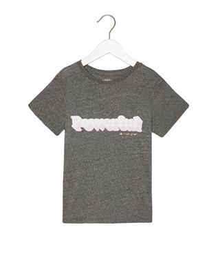 POWERFUL KIDS TEE M. H. GREY