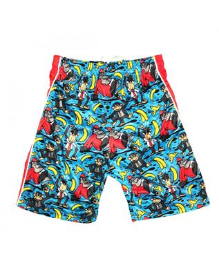 MONKEY SUIT SHORTS BLUE