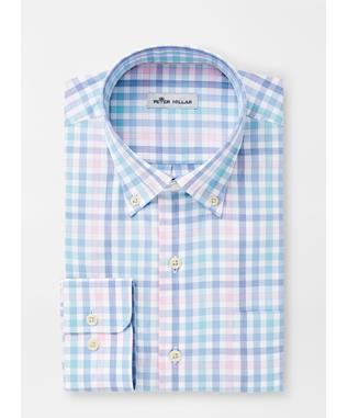 VANCE COTTON SPORT SHIRT COTTAGE BL