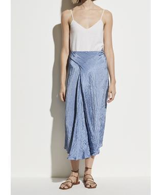 Textured Drape Skirt