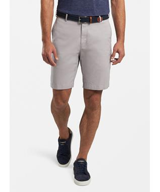 SOFT TOUCH TWILL SHORT GALE GREY