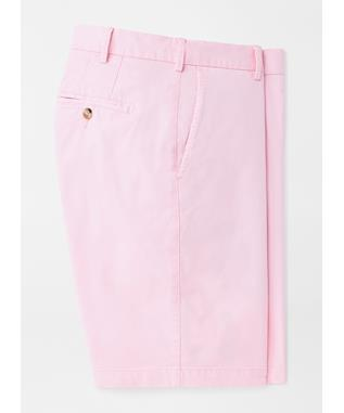 SOFT TOUCH TWILL SHORT PALMER PINK