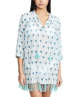 DANCING FLOWERS SERAFINA TUNIC