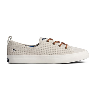 CREST VIBE PLUSHWAVE PIN PERFORATED SNEAKER