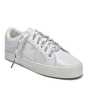 GADOL STAR PERF LACE UP SNEAKER